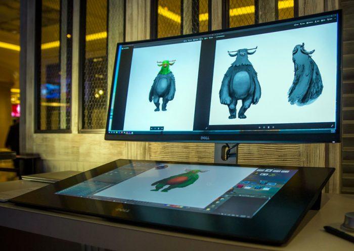 Dell Canvas: un complemento que los diseñadores y artista visuales deben revisar!