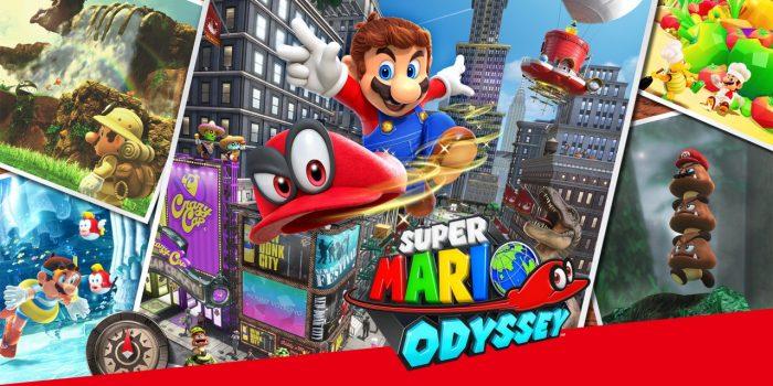 El detalle que hará que Super Mario Odyssey sea el Juego del Año