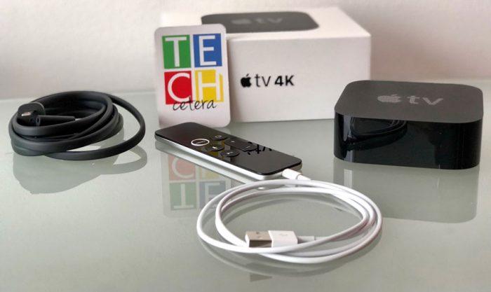 Apple TV 4K: transforme su televisor en un dispositivo más poderoso!