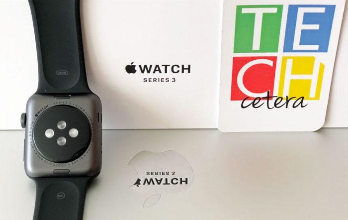 El Apple Watch Series 3 ha llegado y viene para quedarse