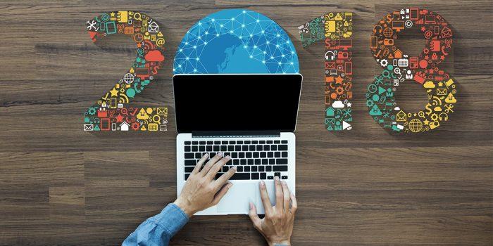 5 Tendencias del mundo tech para 2018