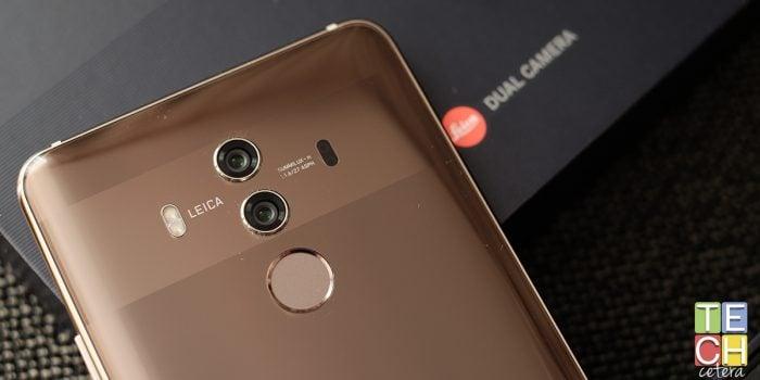 Un fin de semana con el Huawei Mate 10 Pro