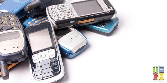 5 teléfonos celulares que debes coleccionar!