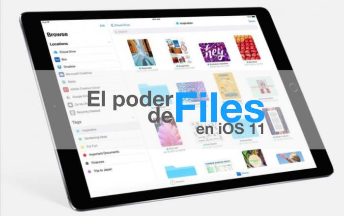 iOS Files: su iPad es ahora más poderoso que nunca