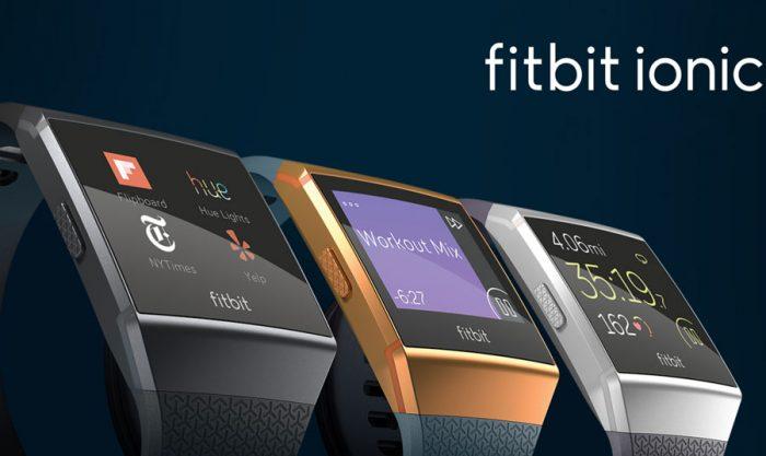 Ionic: El lado bueno y no tan bueno del reloj inteligente de FitBit!