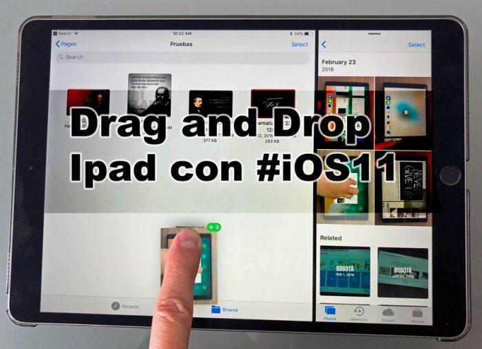 """¿Cómo lograr los mejores apuntes usando """"Drag and Drop"""" en el iPad?"""
