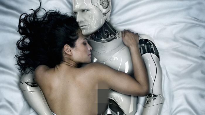 Es infidelidad tener sexo con un robot? (NSFW)