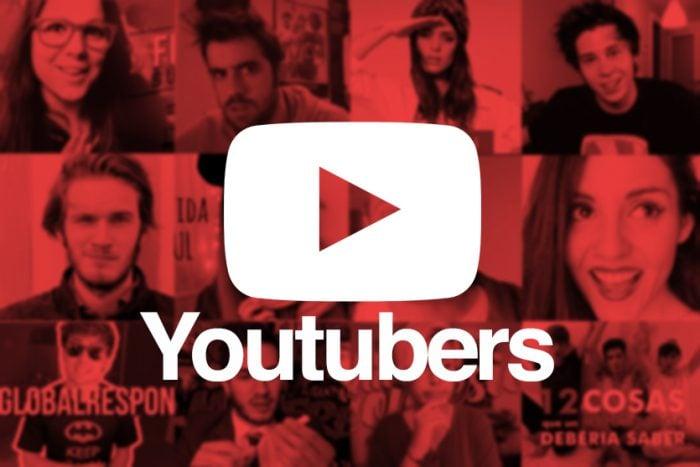 Ser YouTuber no paga (lo suficiente)