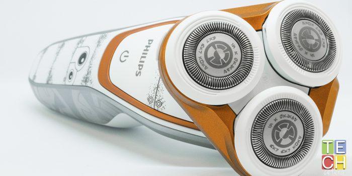 Philips desarrolló las afeitadoras más Geek de la Galaxia!