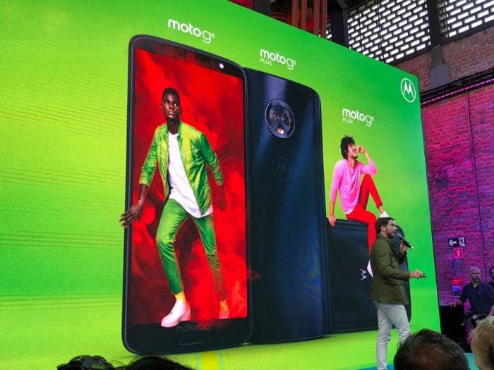 Motorola sigue apostándole a la gama media!