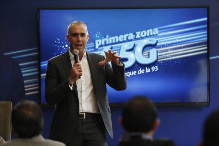 En Colombia ya existen conexiones 4.5G de datos móviles!