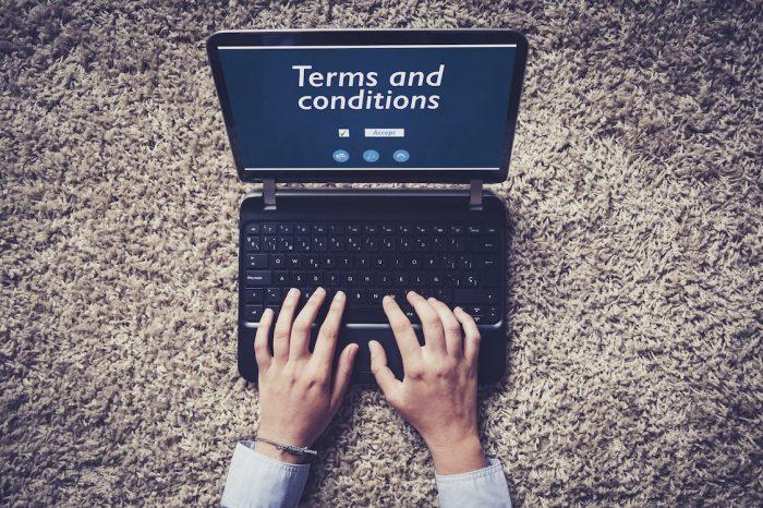 ¿Por qué todos mis servicios están actualizando sus términos y condiciones?