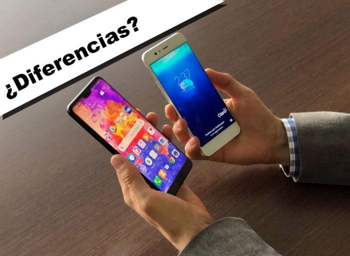 ¿Qué tan diferentes son el P10 y el P20 de Huawei?