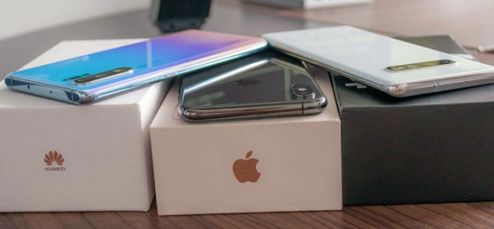 P30 Pro, Iphone Xs Max o S10+: ¿Cómo son según las especificaciones?