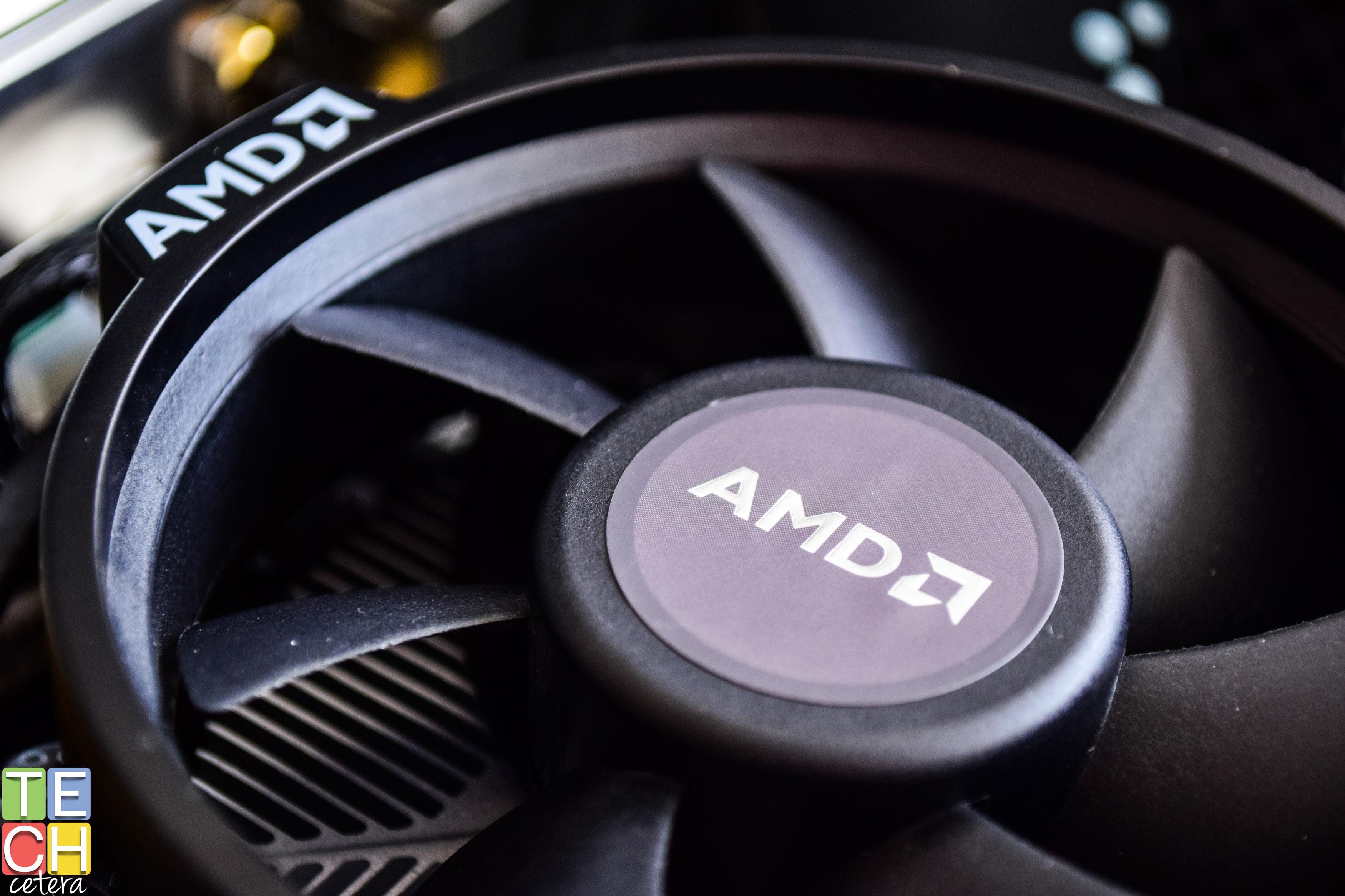Ventilador AMD para procesadores