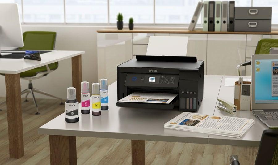 Impresora EcoTank L4160