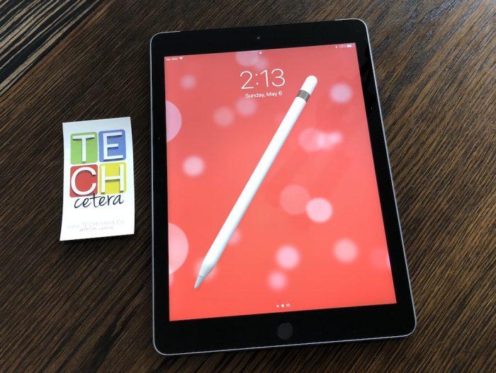 Nuevo iPad + Apple Pencil: De magia, envidias y por qué no tienen comparación