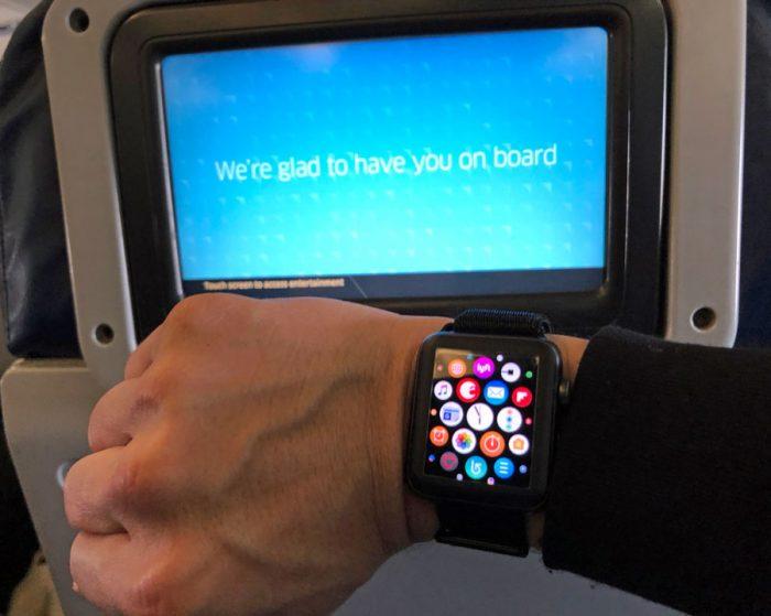¿Cómo sacarle provecho al Apple Watch durante los viajes?