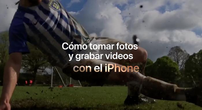 Tutoriales para que tome las mejores fotos de futbol con su iPhone
