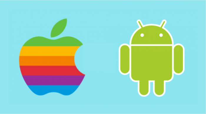 Por qué se cambia la gente de iOS a Android y viceversa?