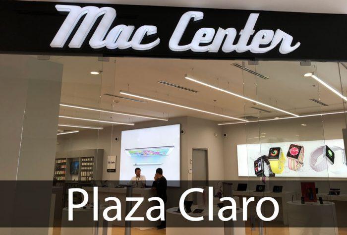 Plaza Claro tiene una nueva tienda Mac Center!