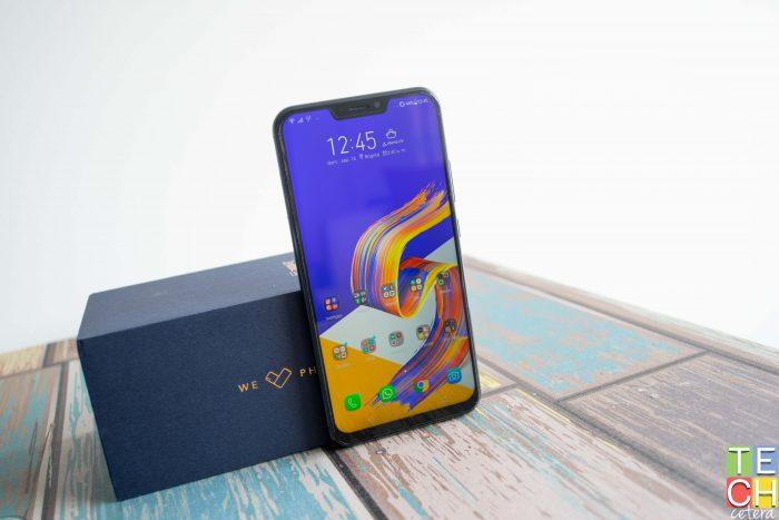 """Zenfone 5Z un """"Buque Insignia"""" con precio de gama media!"""