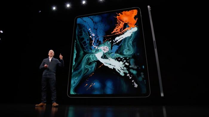 Apple: De cifras y de cómo mostrarlas (hablemos del iPad)