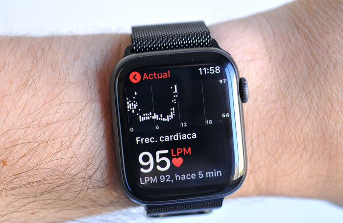 Usar el Apple Watch podría darle 2 años más de vida