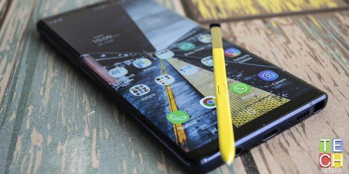 El S-Pen del Note es mucho más que un lápiz