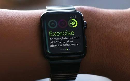 Las aseguradoras (también) aman el Apple Watch