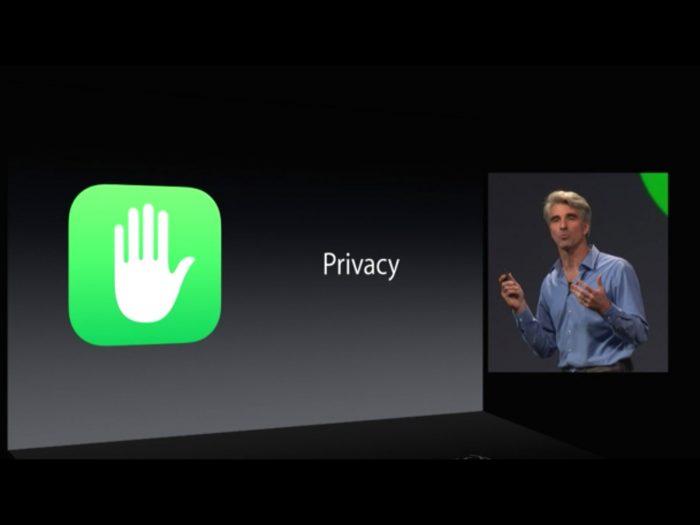 Los 4 pilares de Privacidad de Apple