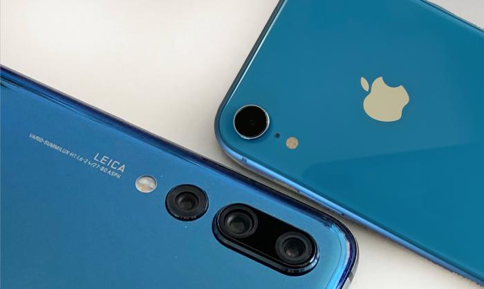 El P 20 Pro y el iPhone XR tienen las mejores cámaras del mercado (DxOMark)
