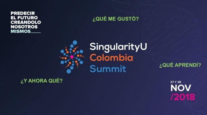 Singularity U Summit: Desde los ojos de un adolescente