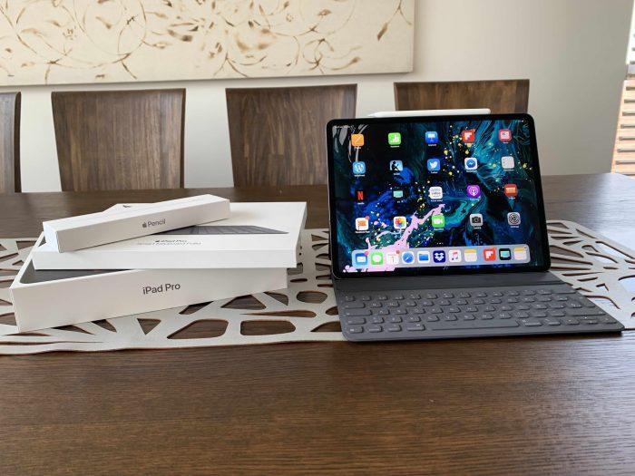Puede el iPad Pro ser su computador principal?