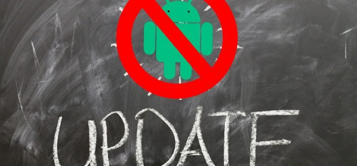 Sin actualizaciones en Android
