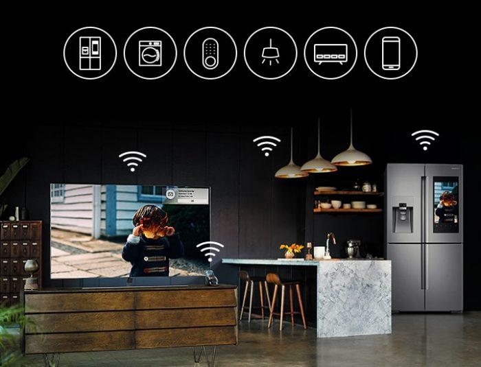 Samsung y su mundo super conectado (CES 2019)