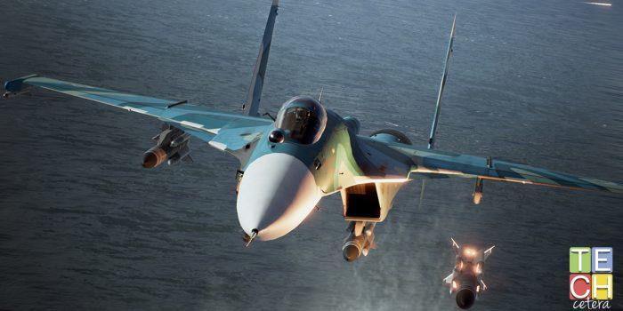 Bravo Ace Combat 7!