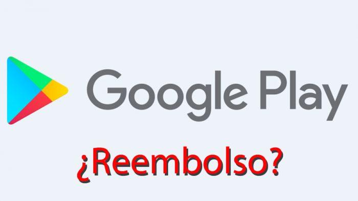 ¿Necesita solicitar un reembolso en Google Play?