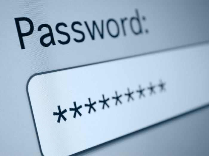 La mitad de los usuarios de Android puede olvidarse de sus passwords!