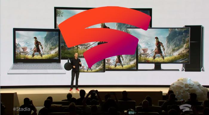 Stadia – Google quiere crear el Netflix de los videojuegos