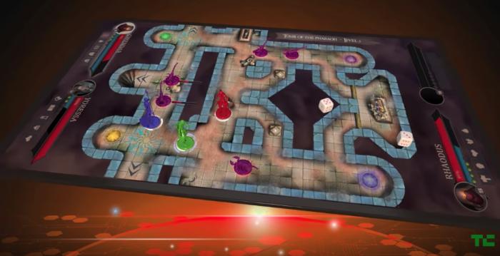 Tablero digital de juegos Smartboard