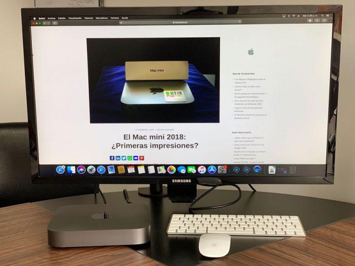Todo lo que debe saber acerca del Mac mini 2018