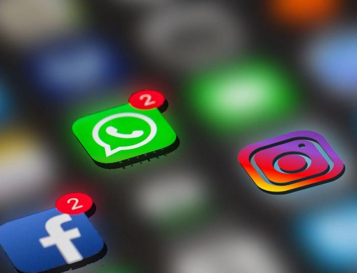 ¿Seré yo o hay problemas en Facebook, WhatsApp e Instagram?