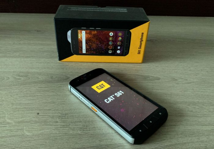 El destape del Cat S61: un SmartPhone a la altura de muchas industrias!