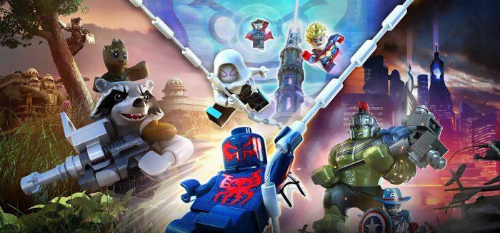 Héroes de Lego