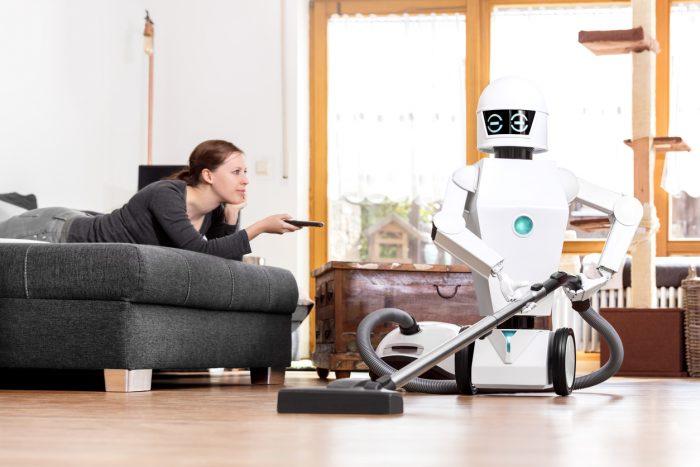 6 robots del presente y futuro que querrá en casa