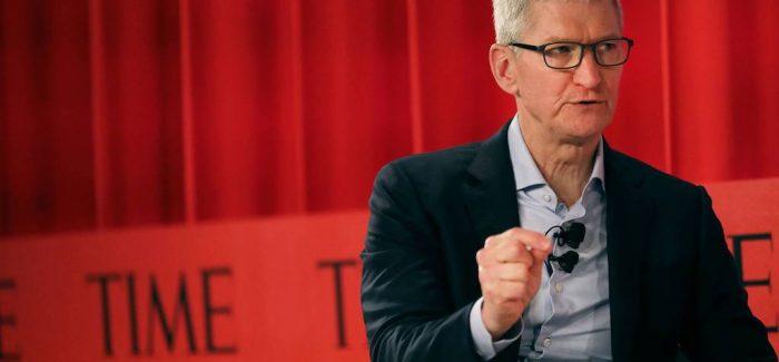 Es hora de regular la tecnología: Apple