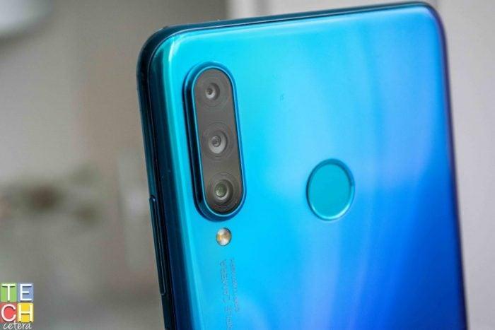 Smartphones: Huawei está disparado