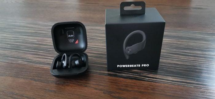 PowerBeats Pro: Primera Vista
