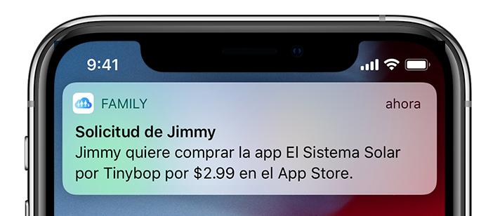 """Cómo configurar """"Solicitar la Compra"""" (Apple)"""